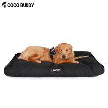 Waterproof Oxford Fabric Rectangular Cushion Large Dog Beds wholesale
