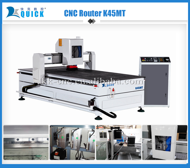 CNC flat bed router with working area 2030 , K2030