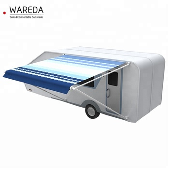 Roll Out Rv Camper Awning Mobile Home Awning Caravan ...
