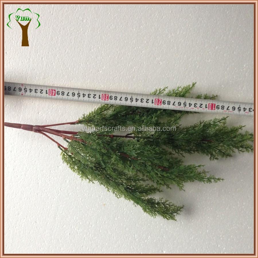 Artificial Cypress Tree Branch Wholesale