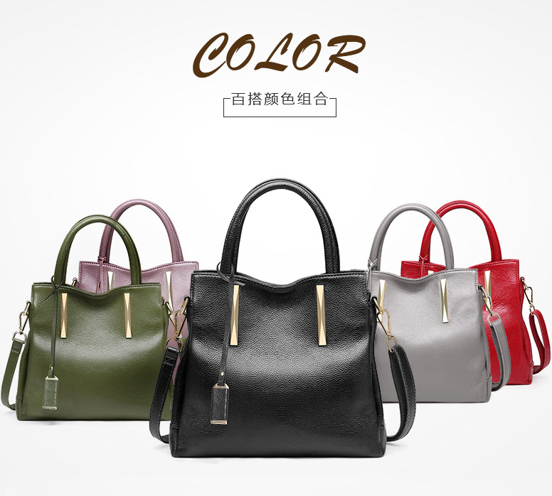 Ow073 Online Ping India Leather Handbags Lady Fashion Handbag Brand