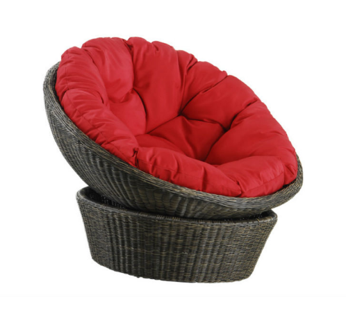 Outdoor garden rattan wicker swivel moon chair lounge chair. QQ20161213095358.png  sc 1 st  Alibaba & Outdoor Garden Rattan Wicker Swivel Moon Chair Lounge Chair - Buy ...