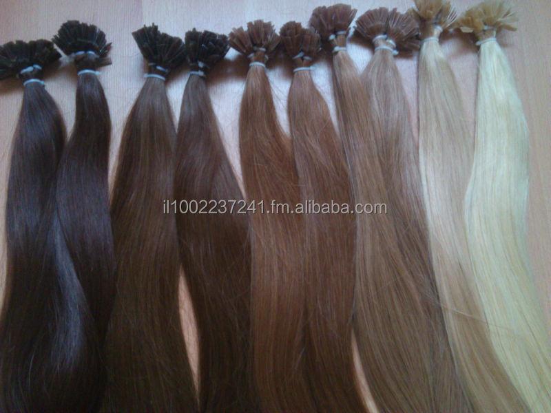 Top Quality Russian Hair Extensions Keratin Flat Buy Russian Hair