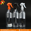 Most popular trigger pet empty 500ml spray bottle