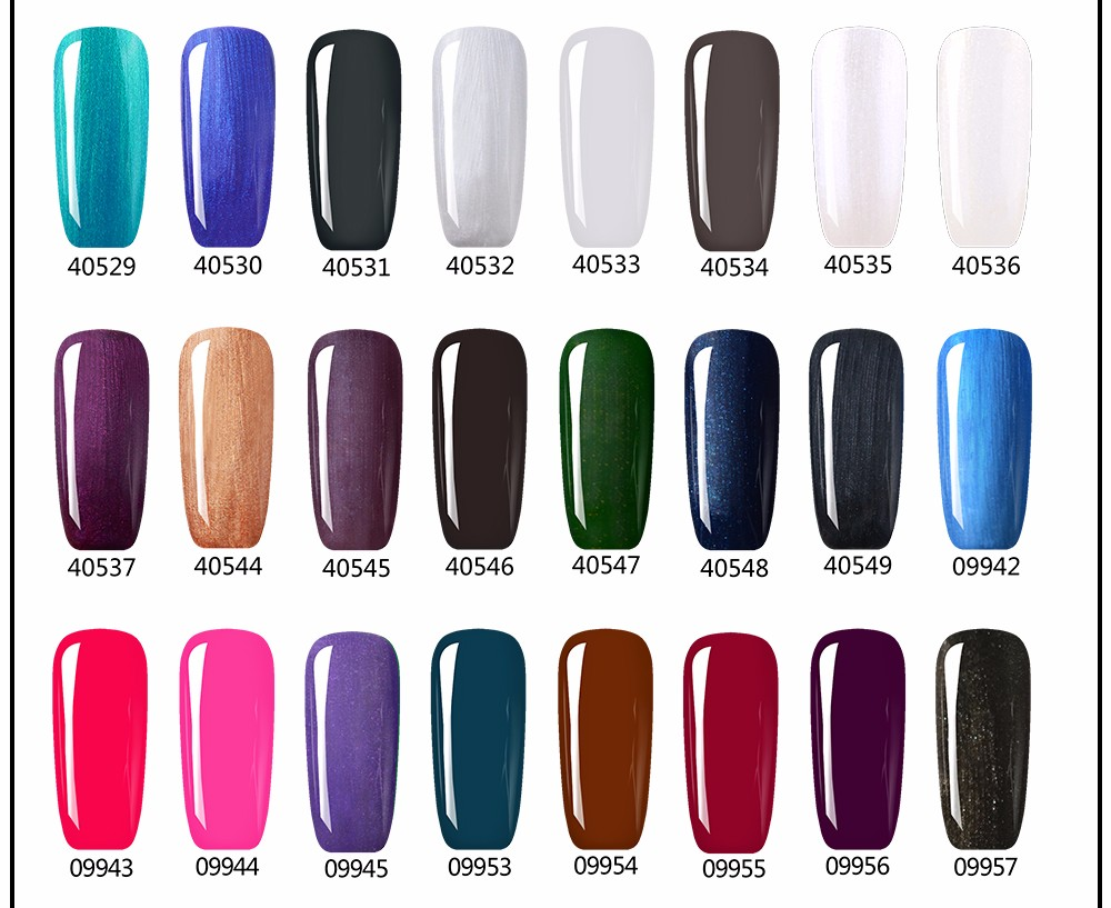 Supplier Wholesale Lvmay Nail Polish 79 Color Soak Off UV Gel Polish
