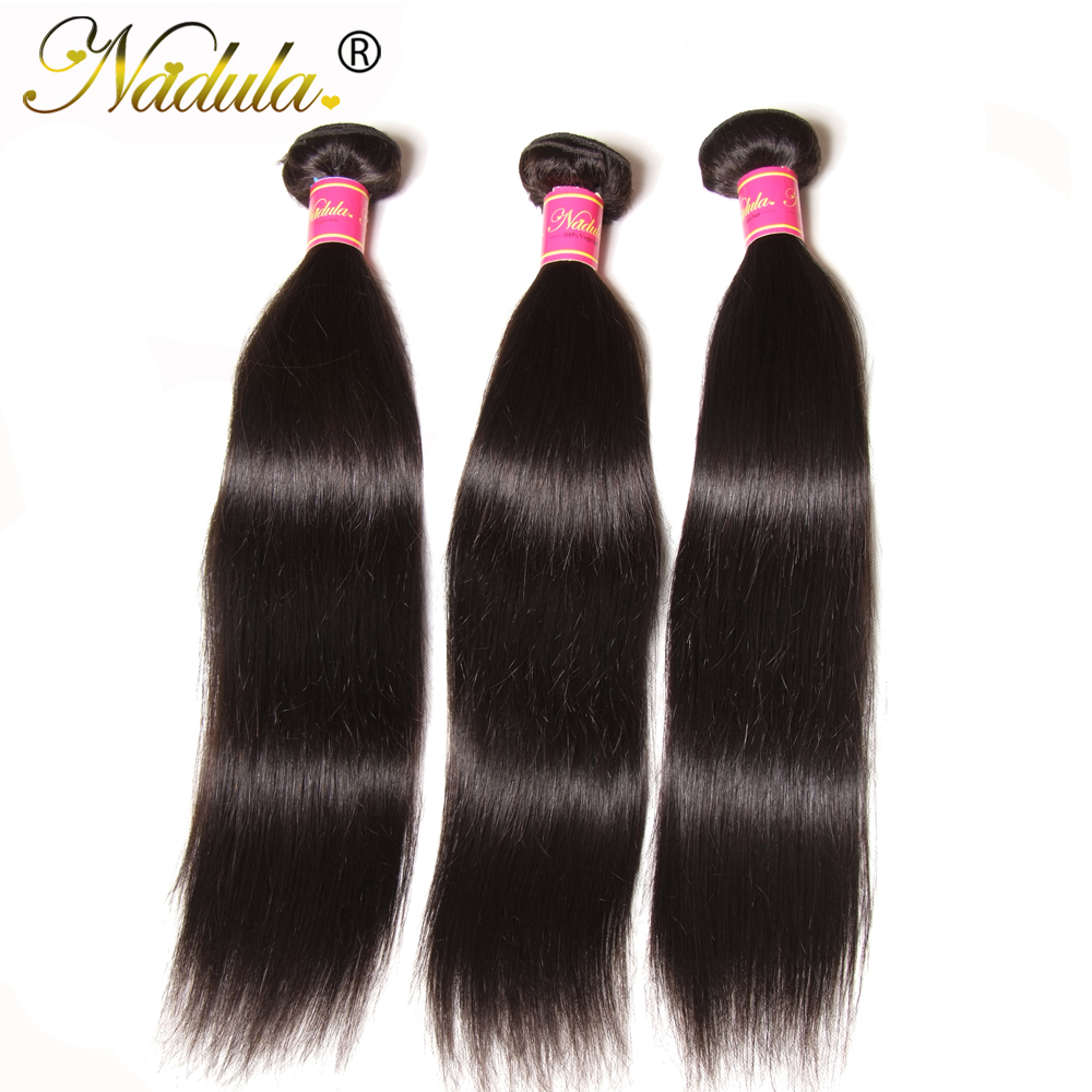 Aliexpress.com : Buy 3 Bundles Peruvian Straight Hair 7A ...