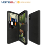 OEM Factory Mobile Phone PU Leather Flip Case for iPhone X