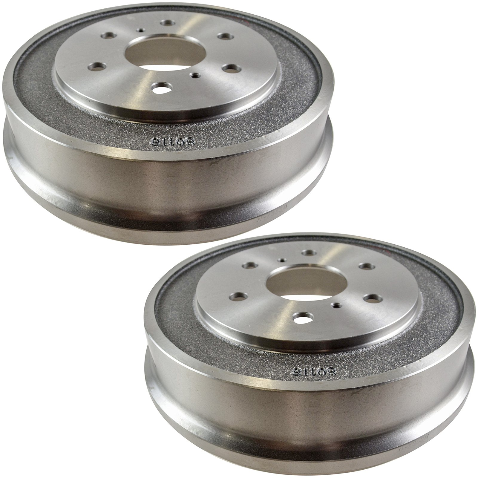 Rear Drum Brake Pair Set for Chevy Silverado 1500 Silverado 1500 Classic GMC Sierra 1500 Sierra 1500 Classic