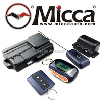 Two way car security alarm system with LCD transmitters, Car Alarm System,2way car alarms(TW209B)