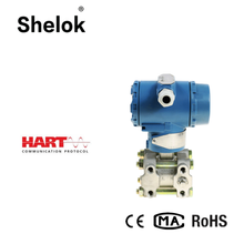Hart protocal SLK -3051 DP differential pressure transmitter for process control