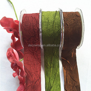 Taffeta Transparent Plastic Core Expressions Ribbon