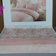 Satin-cotton sequin lace bed cover exotic bedding set