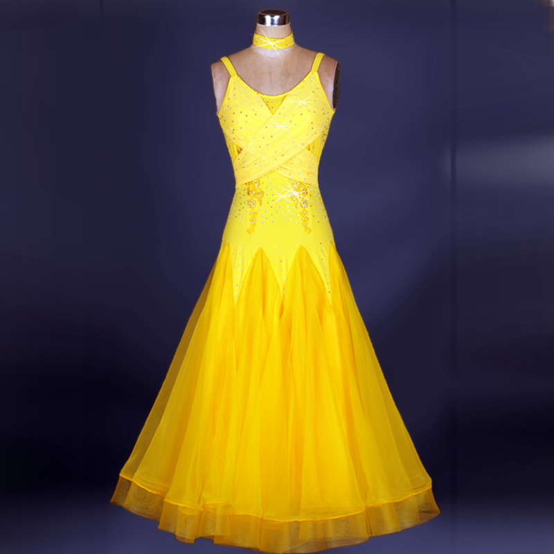 Long Yellow Evening Dresses, Long Yellow Evening Dresses Suppliers ...