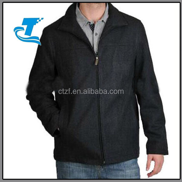 Office Men Black Softshell Jacket