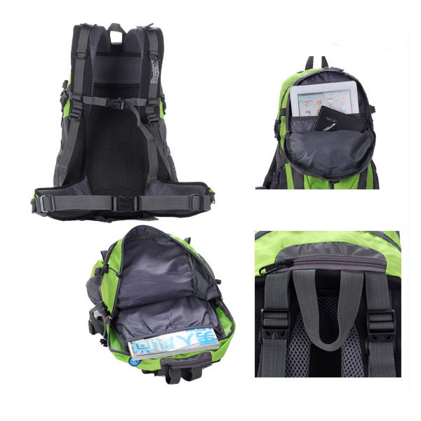 Outdoor trend fashion couples cheap sport backpack