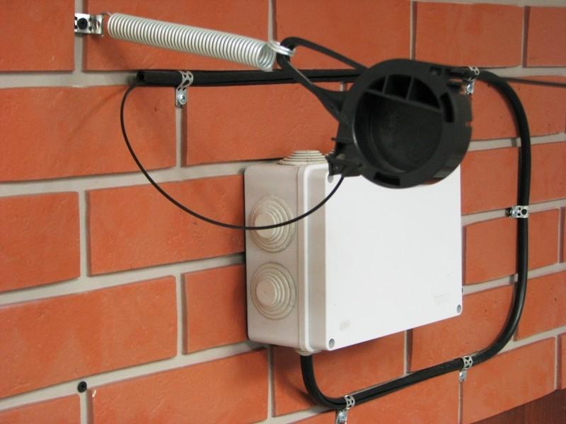 Großzügig Kabelklemme Installation Galerie - Der Schaltplan - greigo.com