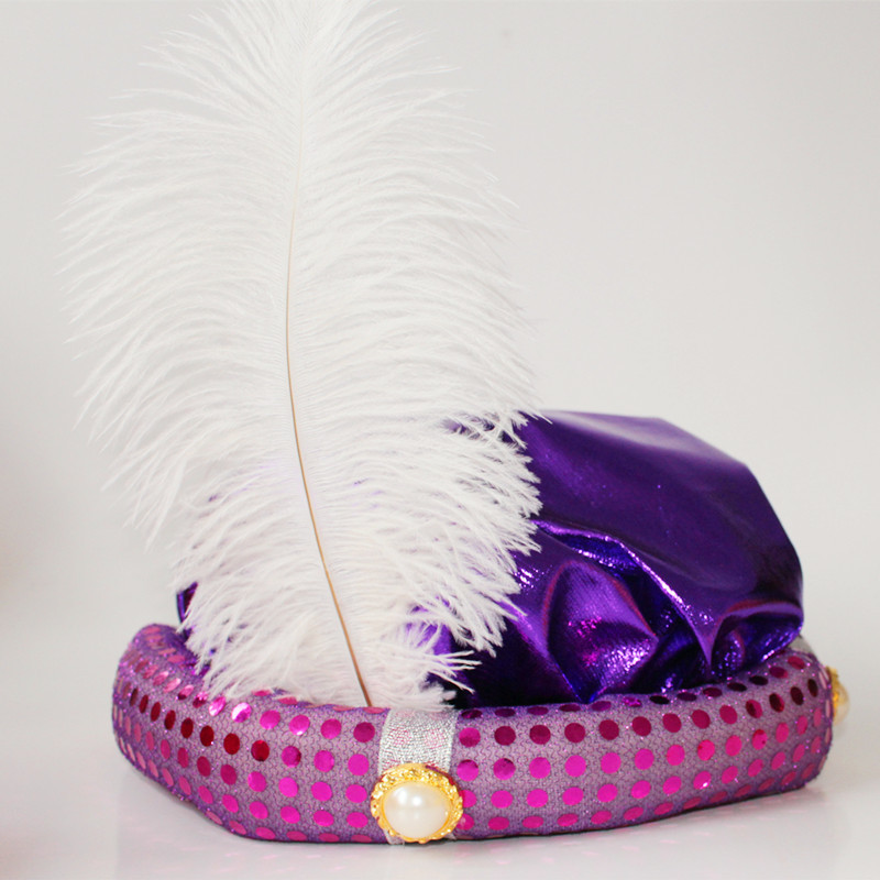 Wholesale Party Fancy Hat Aladdin Prince Arabian Hat