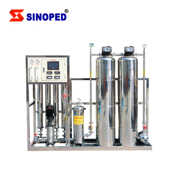 RO EDI System Ultra Pure Water Treatment