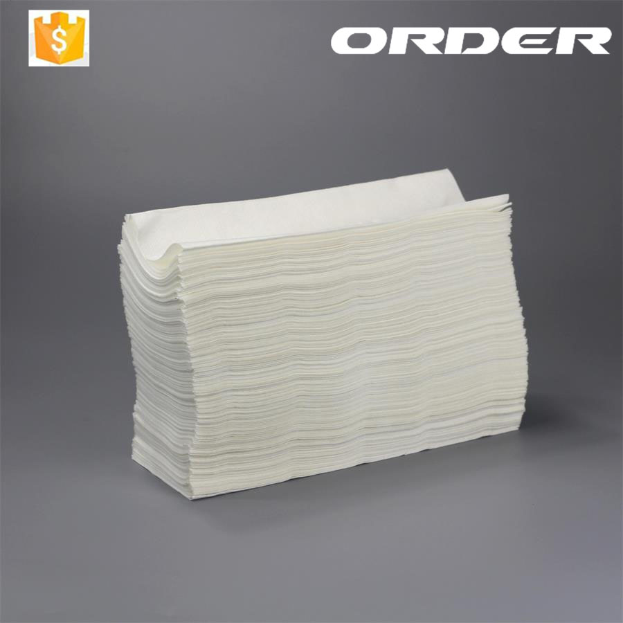 2017 Brag-Up Box / Pop-up box white industrial cleaning wipes/shop cloths
