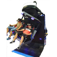 <span class=keywords><strong>3d</strong></span> motion simulator 9d cinema pretpark game machine flight simulator voor verkoop