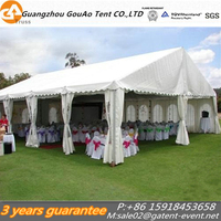 Wholesale outdoor white marquee party wedding tent