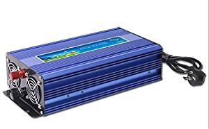 GOWE 600W Off Grid Inverter Pure Sine Wave Inverter DC12V or 24V or 48V input, Wind Power Inverter