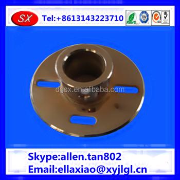Dongguan Fabrication Service Aluminum Lathe Machine Parts,Custom ...