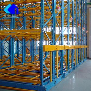 china adjustable racking wholesale alibaba rh alibaba com Industrial Warehouse Shelving Systems Warehouse Shelving Units On Tracks