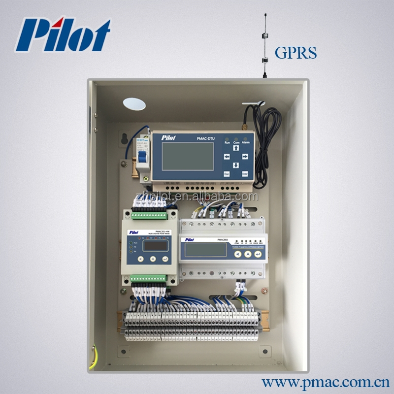 PILOT PBTS Telecommunication base station portable cabinet Energy Monitor