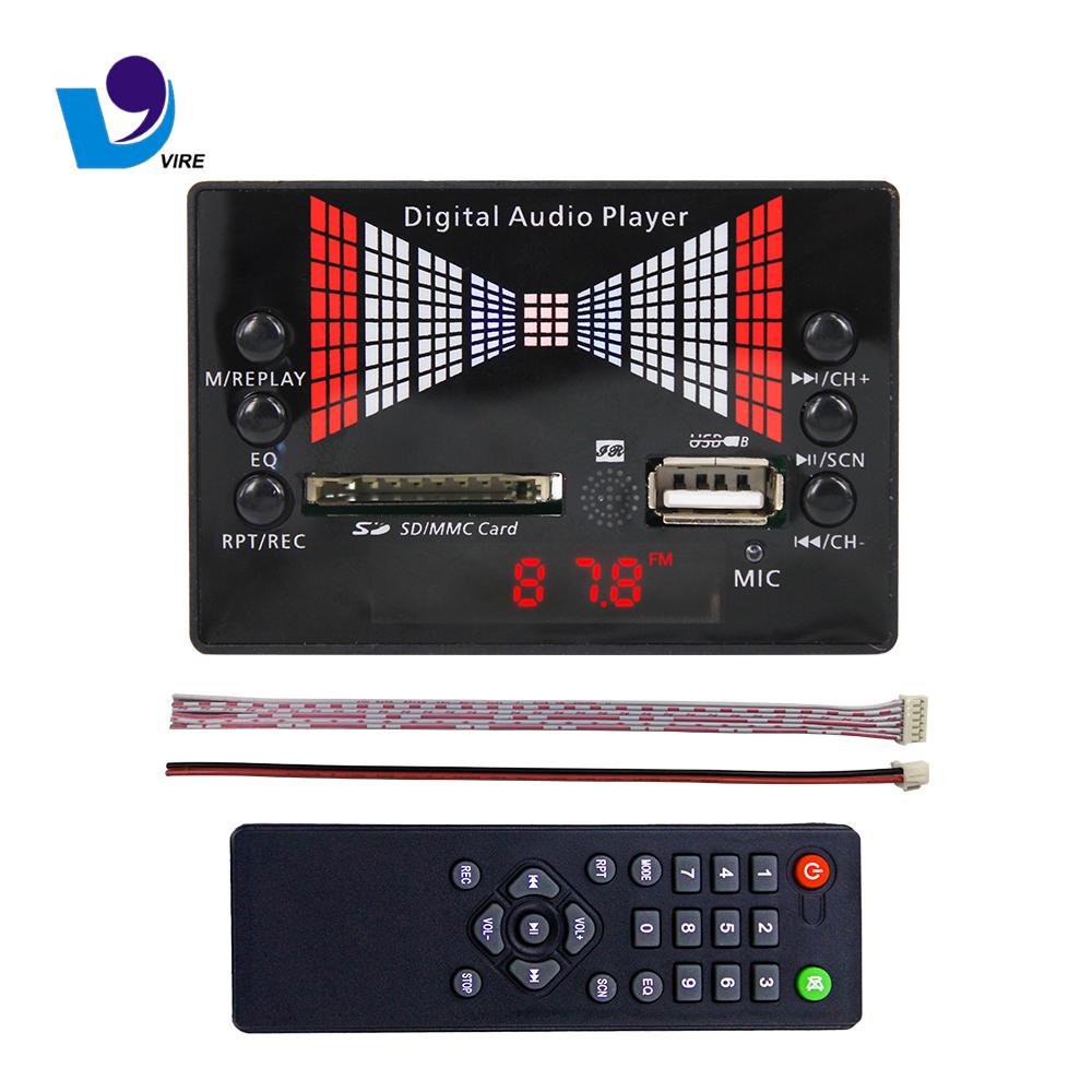 vtf 108 usb tf card mp3 player circuit board buy mp3 circuit boardvtf 108 usb tf card mp3 player circuit board