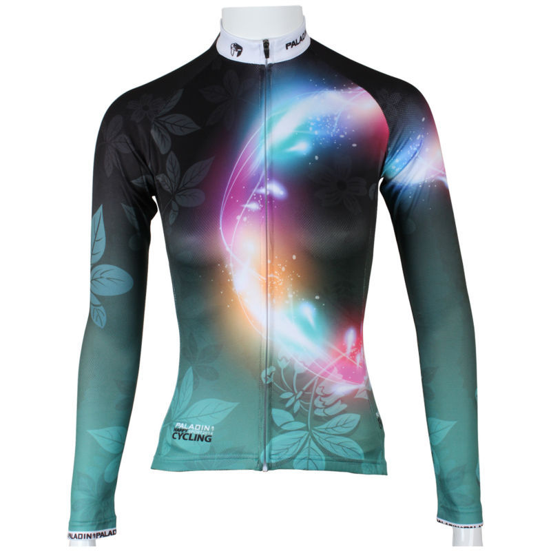 Get Quotations · 2015 Flower season female or gril long cycling jersey  bicycle clothing rider shirt Comfortable triathlon sportswear aa35684c7