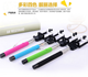 Extendable Self Portrait Handheld Selfie Stick Monopod With cable Smartphone Adajustable Holder
