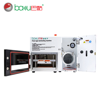 BK 957 Good Quality Mobile Phone Vacuum OCA Lamination Machine For Iphone Samsung LCD lamination machine