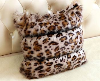 Hot sale animal cushion covers soft for dog back seat cushion
