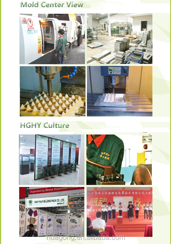 Molded fiber package making machine for egg tray industrial package tray