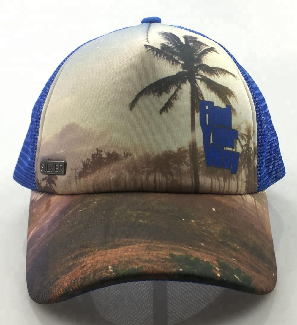 a0b8b114a43ad Wholesale Custom Sublimated Trucker Hat Wholesale