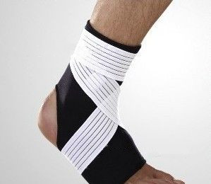 Wrap Around Elastic Breathable Sports ankle Supports bandage