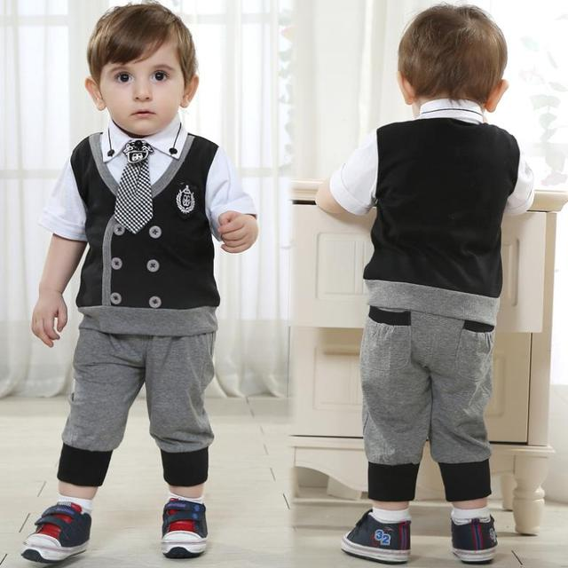 Baby Boy Outfit Baby Boy Suspenders Suit Ring Bearer Outfit Boy