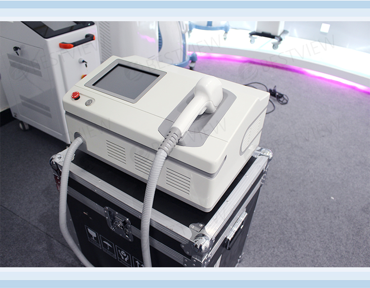 2016 Top Quality 808nm diode laser hair removal machines for beauty salon and clinic