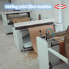 auto paint booth air filter,filter paper pleating machine