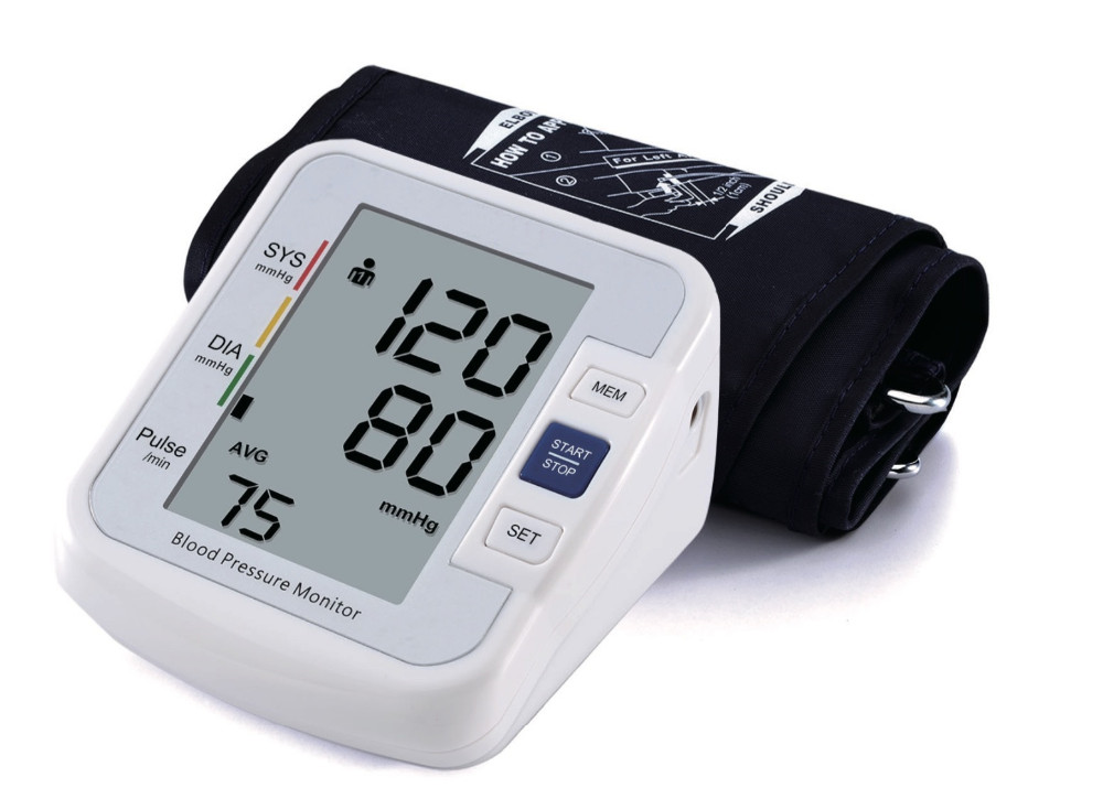 Image result for digital blood pressure monitor