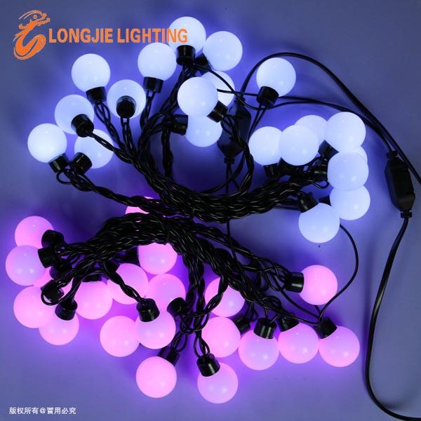5m 20 Led Big Ball String Lights/led Lighting String Ball For ...