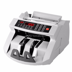 Automatic Loose Note Counter Indian Rupee Money Counting Machine with Counting and Counterfeit Detection Bill Counter