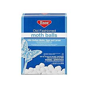Enoz E67.10 Old Fashioned Moth Balls 14 Oz Box