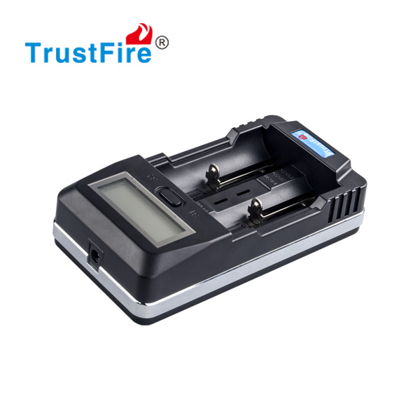 TrustFire TR-011 digital intelligent rechargeable battery USB multifunction charger