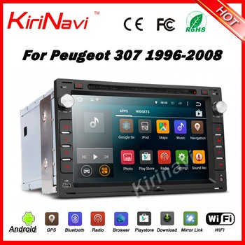 kirinavi wc vu7009 android 5 1 1 car radio gps navigation for peugeot 307 1996 2008 multimedia. Black Bedroom Furniture Sets. Home Design Ideas