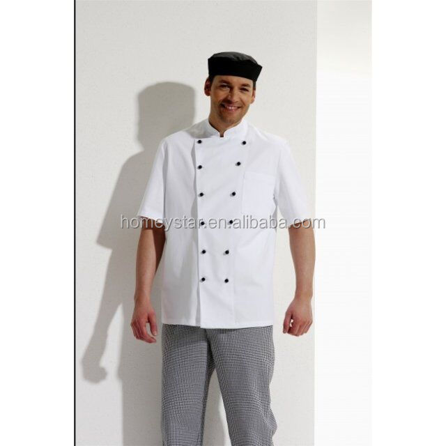 chef laag uniform