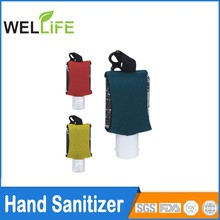 health&care purell instant hand sanitizer with silicone sleeve trapezoid bottle