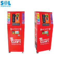 Best New Trend Product 4G Reverse Vending Machine Hotspot For Sale