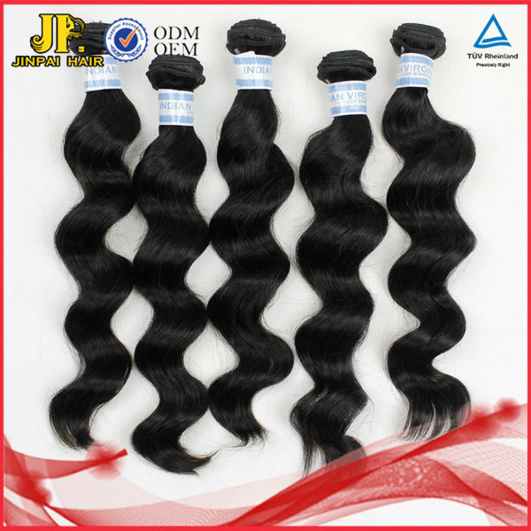 JP Hair Yongest Girls' 100 Indian Hair Virgin